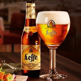 Пиво Leffe світле