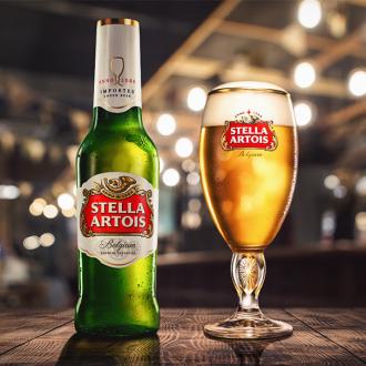Пиво Стелла Артуа 0.5л б/а