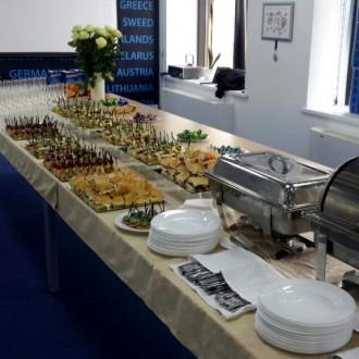 Lunch/Шведський стіл