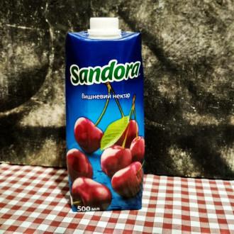 Сік Sandora вишневий