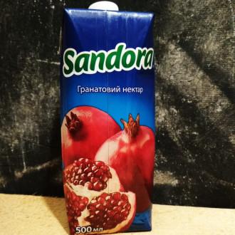 Сік Sandora гранатовий