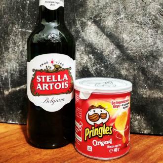 Пиво Stella Artois 30 грн.