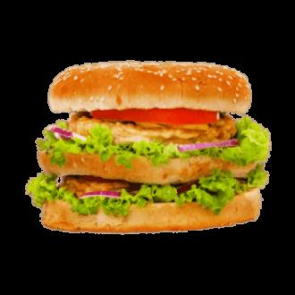 Дабл бургер