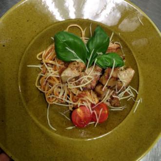 Спагетті по-італійськи