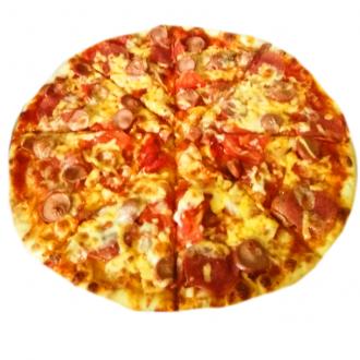 Піца з салямі