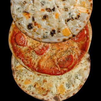 Сет-піца Вегетеріано