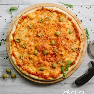 "Піца ""Маргарита"" 33 см."