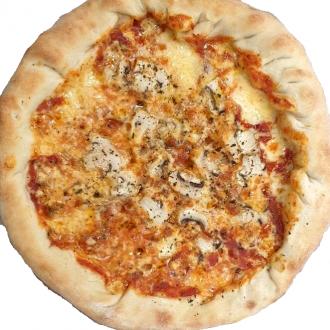 Піца з сирними бортами