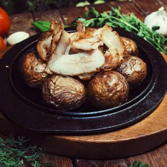 Картопля кебаб.Вагова Страва!