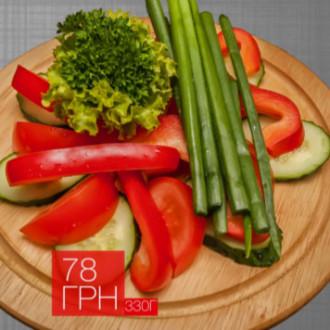 Овочеве асорті