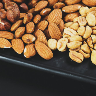 Асорті з горіхів